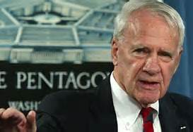 Jim Schlesinger Pentagon