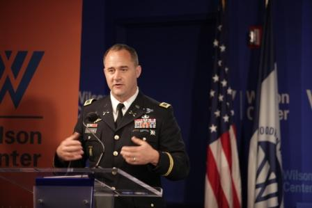 Colonel Eric Larson, US Army
