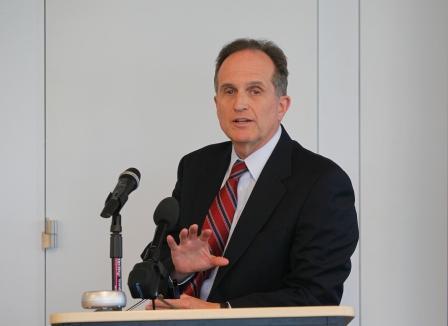 Craig Gannett, Jackson Foundation Vice President