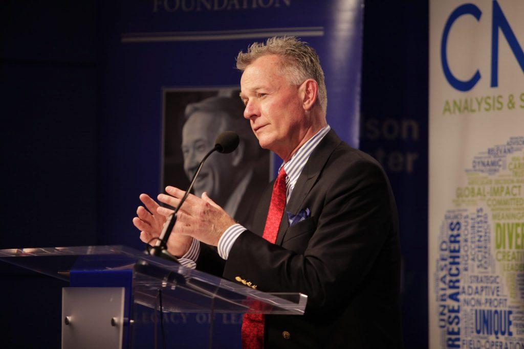Thank you, John Hempelmann, Foundation President 3