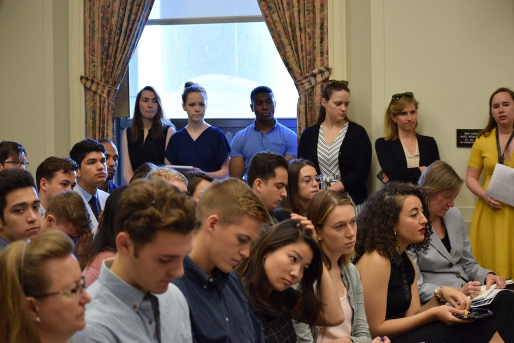 Foundation holds foreign policy programs in DC 1