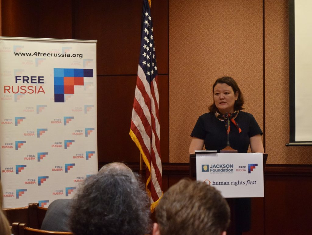 Foundation holds several foreign policy programs in DC 4