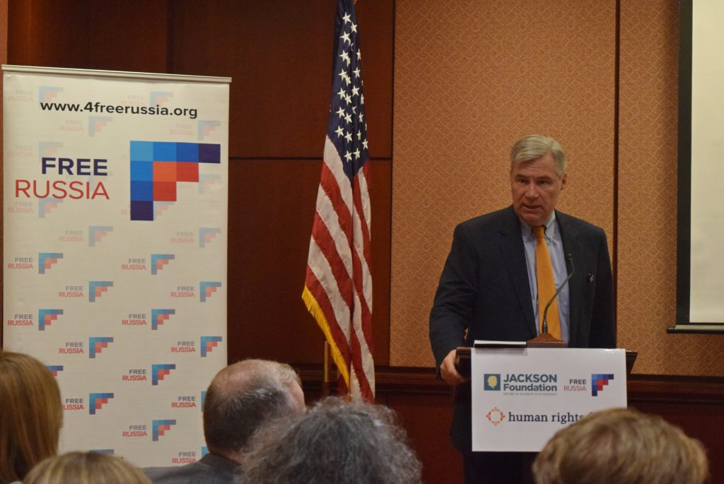Foundation holds several foreign policy programs in DC 7